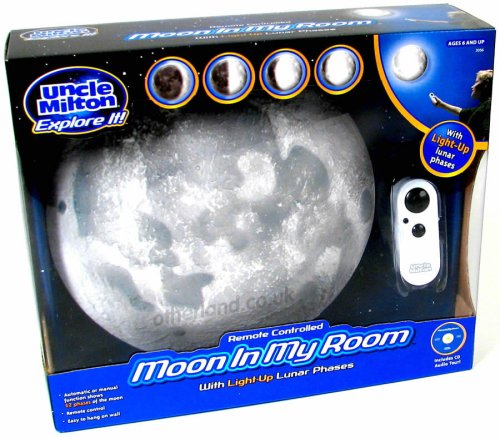 Uncle Milton - Moon-In-My-Room