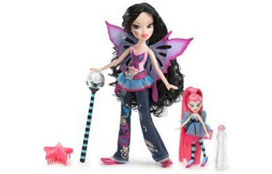 bratz Fashion Pixiez - Jade Doll - review, compare prices ...