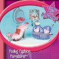 Bratz Funky Fashion Furniture Stylin Fashions Created Action