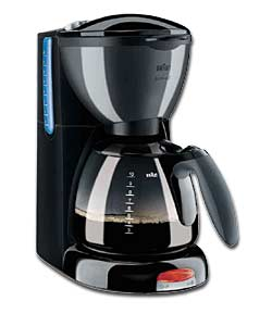 BRAUN KF550 Coffee Maker - review, compare prices, buy online