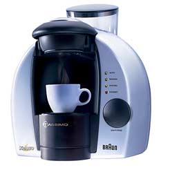 Coffee Maker Braun Tassimo : Braun Tassimo Coffee Maker - review, compare prices, buy online