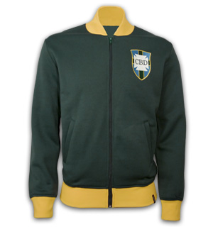 Brazil  Brazil 1970s Retro Jacket polyester / cotton product image