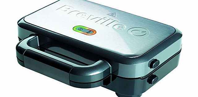 Deep fill sandwich toaster stainless steel no description barcode
