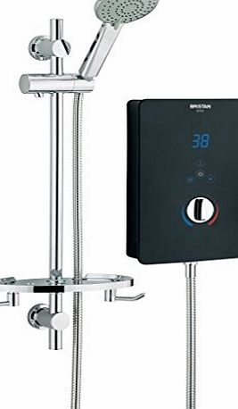 Bristan BL395 B 9.5 kW Bliss 3 Electric Shower - Black
