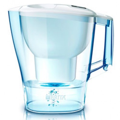 Aluna Cool White Water Filter Jug 1008932