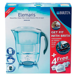 Elemaris Cool Water Filter Jug Pack