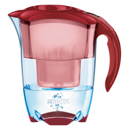Elemaris Royal Red Cool Water Fridge Jug