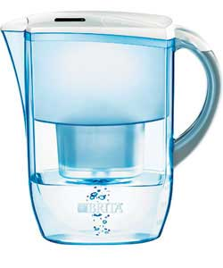 Fjord Plus Cool White Water Filter Jug