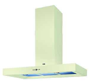 K7088A-90 90cm Chimney Hood in Cream