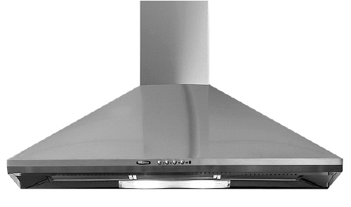KB170-60-S 60cm Chimney Hood in