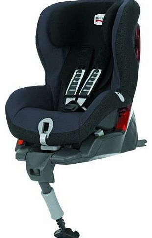 britax safefix plus isofix car seat in black review compare prices buy online. Black Bedroom Furniture Sets. Home Design Ideas