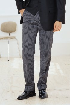 Brook Taverner Pleated Formal Trousers product image