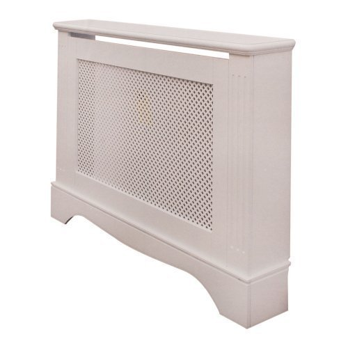 Radiator Cabinet/Cover - White - Small - 1017 x 800 x 180mm