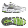 For runners with flat arches and dangerously out-of-hand overpronation. Featuring multiple layers of