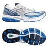 The new Glycerin 6with two layers of Mo.  Go stacked in the heel and e-fusion sandwiched in betweent