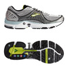 Go midsole only hint at its wealth of features.Weight: 366g