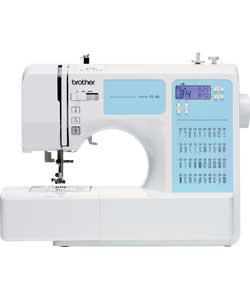 brother fs 40 sewing machine with extension table review compare prices buy online. Black Bedroom Furniture Sets. Home Design Ideas