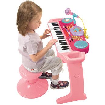 Bruin Preschool Pink Light Up Keyboard Review Compare