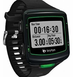 40H GPS Sports Watch with HRM