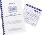 BSAC, 1192[^]6510 88 Decompression Tables