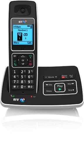 6500 Cordless DECT Phone with Answer Machine and Nuisance Call Blocking