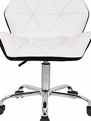 NEW BREAKFAST BAR STOOL FAUX LEATHER BARSTOOL KITCHEN STOOLS CHROME CHAIR
