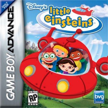 BUENA Disneys Little Einsteins GBA