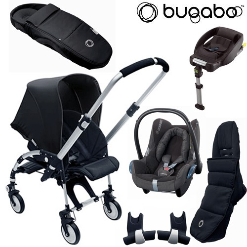 maxi cosi car seat on bugaboo bee latest news car. Black Bedroom Furniture Sets. Home Design Ideas