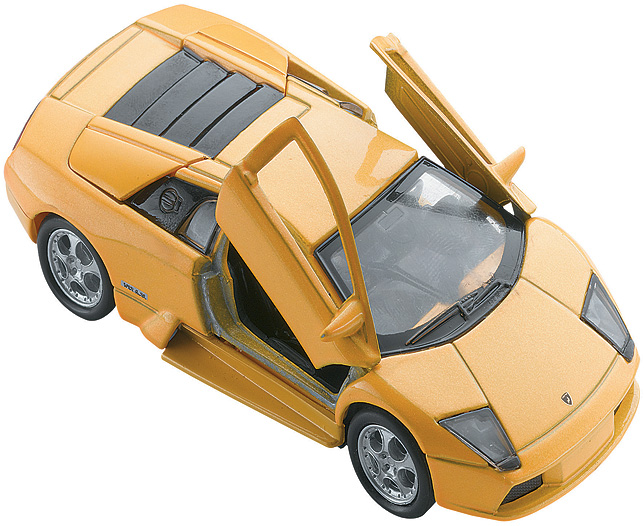 Build Your Own Car Models, Lamborghini