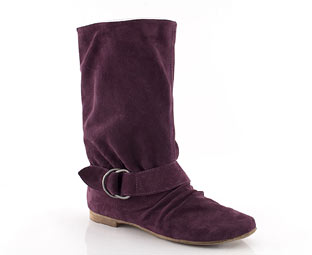 Bullboxer Suede Slouch Boot