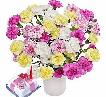 Bunches Birthday Flower Gift