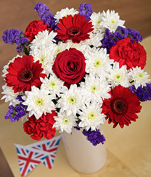 Bunches.co.uk National Spirit FJUB