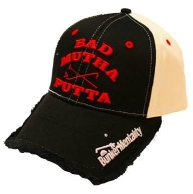 Bunker Mentality Mutha Putta Badge Baseball Cap product image