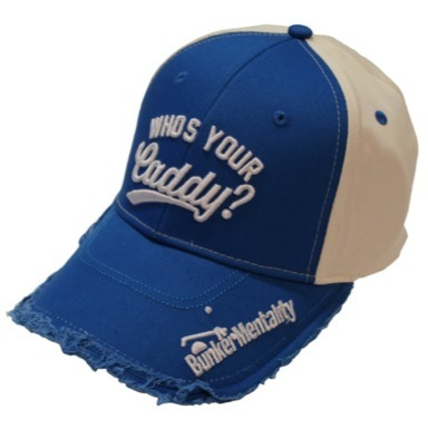 Bunker Mentality WYC Badge Baseball Cap Blue product image