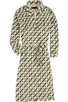 Belt Print Shirtdress - CLICK FOR MORE INFORMATION