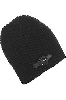 Chunky knit beanie hat - CLICK FOR MORE INFORMATION