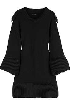 Chunky knitted dress - CLICK FOR MORE INFORMATION