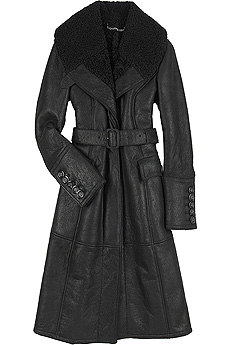 Shearling coat - CLICK FOR MORE INFORMATION