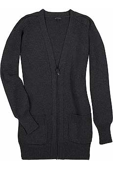 Zip front cardigan - CLICK FOR MORE INFORMATION