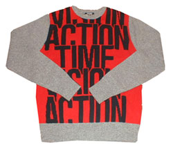 Burro Action Time knit