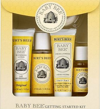 Burt`s Bees, 2041[^]10078113 Baby Bee Getting Started Kit 10078113