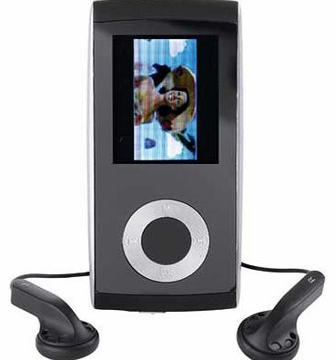 Bush 4GB MP3 Player with Video