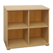 Bush Connect 4-Cube Bookcase product image
