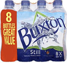 Buxton Natural Still Mineral Water (8x500ml) On