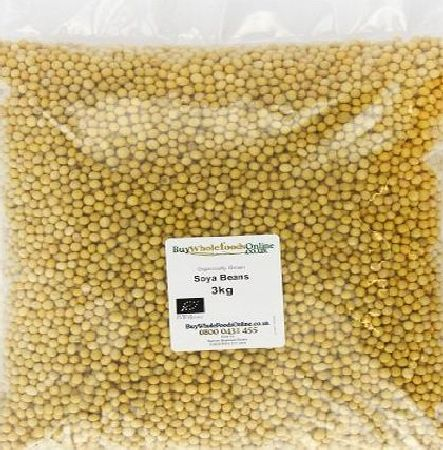 Mintons Good Food Soya Beans