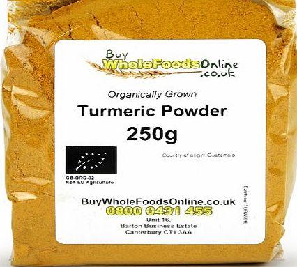 Turmeric Powder Whole Foods