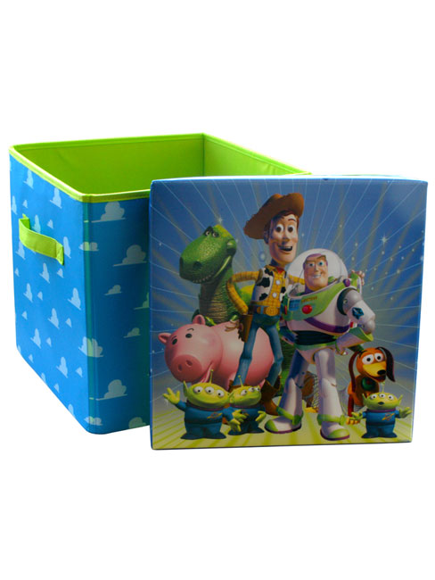 New Ben 10 Childrens Kids Toys Bedroom Storage Seat Stool: Storage Seat Box