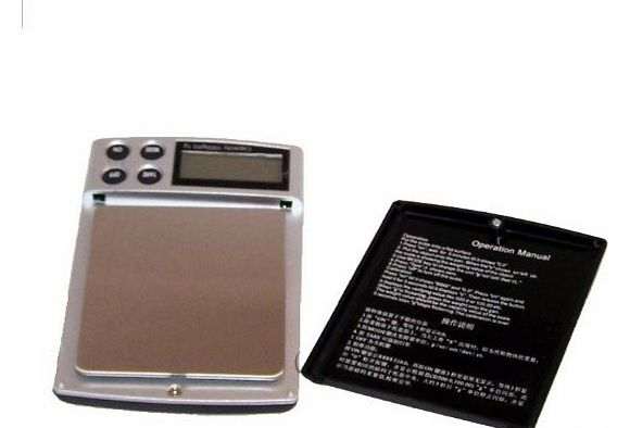BV & Jo 0.1g to 1000g 1kg Mini Electronic Digital Weight Balance Pocket Scale product image