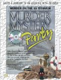 BV Leisure Ltd Murder Mystery Puxxle - Murder on the Titanium product image