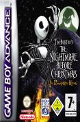 BVG Tim Burtons The Nightmare Before Christmas The Pumpkin King GBA